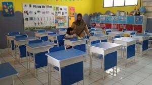 Ruang kelas 1 & 2 SD